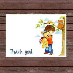 Thank You Note/ Baby Shower Thank Y..